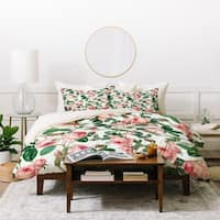 83 Oranges Honey Duvet Cover Set