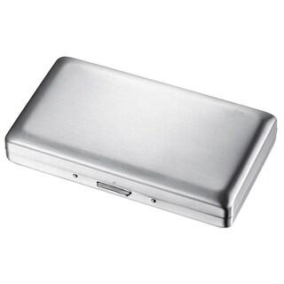 Visol Devin Double Sided Cigarette Case - Holds 18 120mm Size Cigarettes