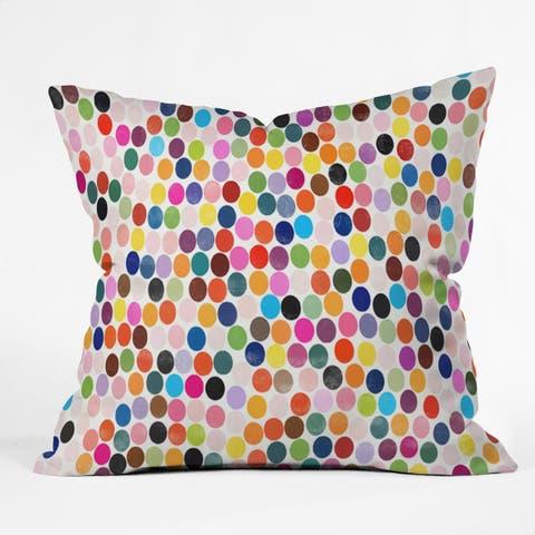 Garima Dhawan Dance 3 Throw Pillow