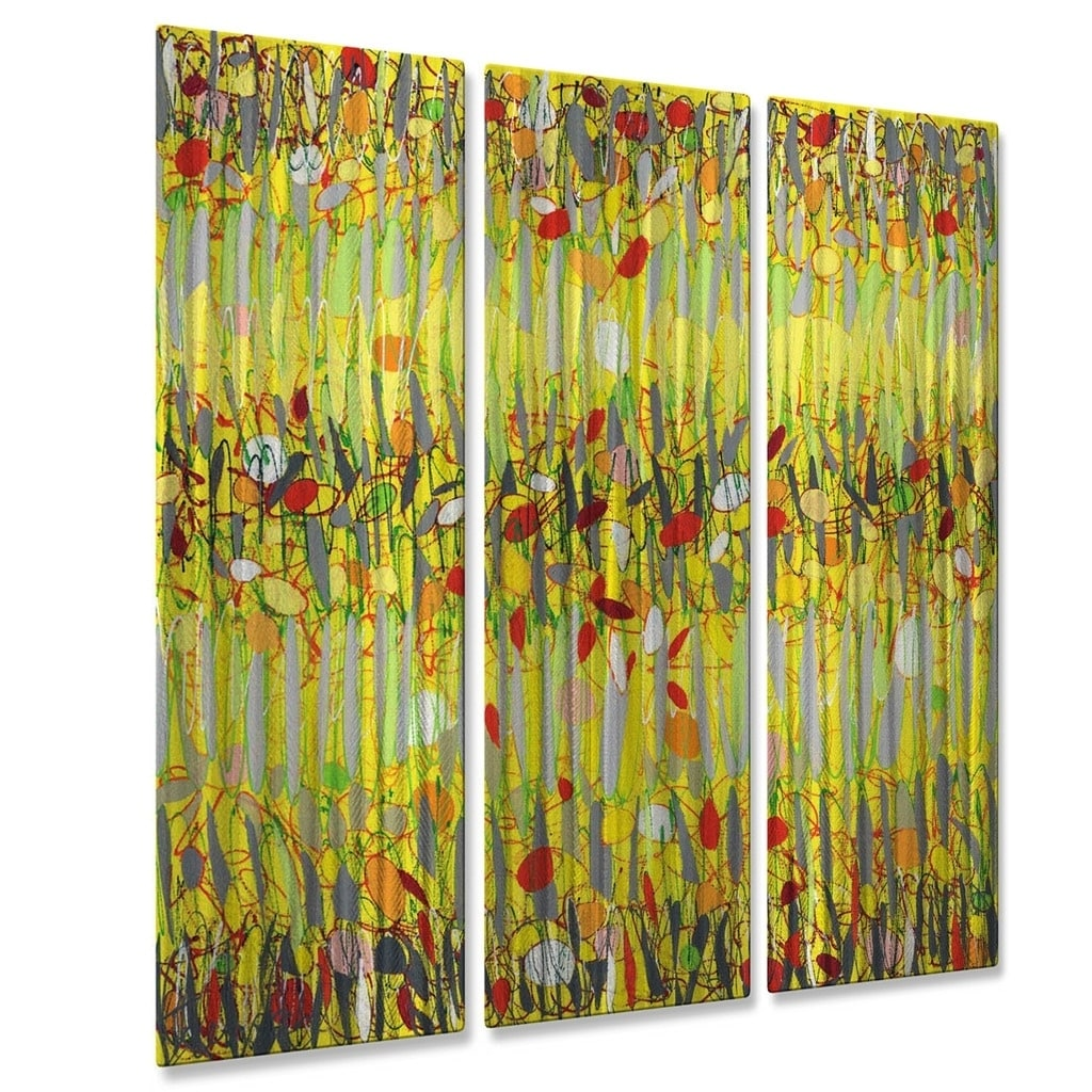 Amazing Glass And Metal Wall Art Image Collection - The Wall Art ...