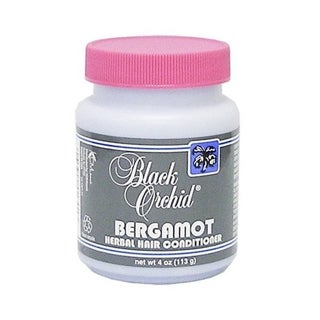 Black Orchid Bergamot 4-ounce Herbal Hair Conditioner