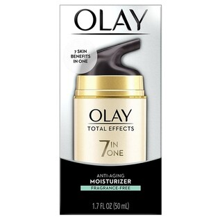 Olay Total Effects 1.7-ounce Seven in One Anti-Aging Moisturizer Fragrance Free