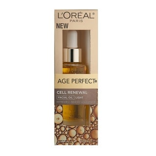 L'Oreal Age Perfect Cell Renewal 1-ounce Facial Oil Light