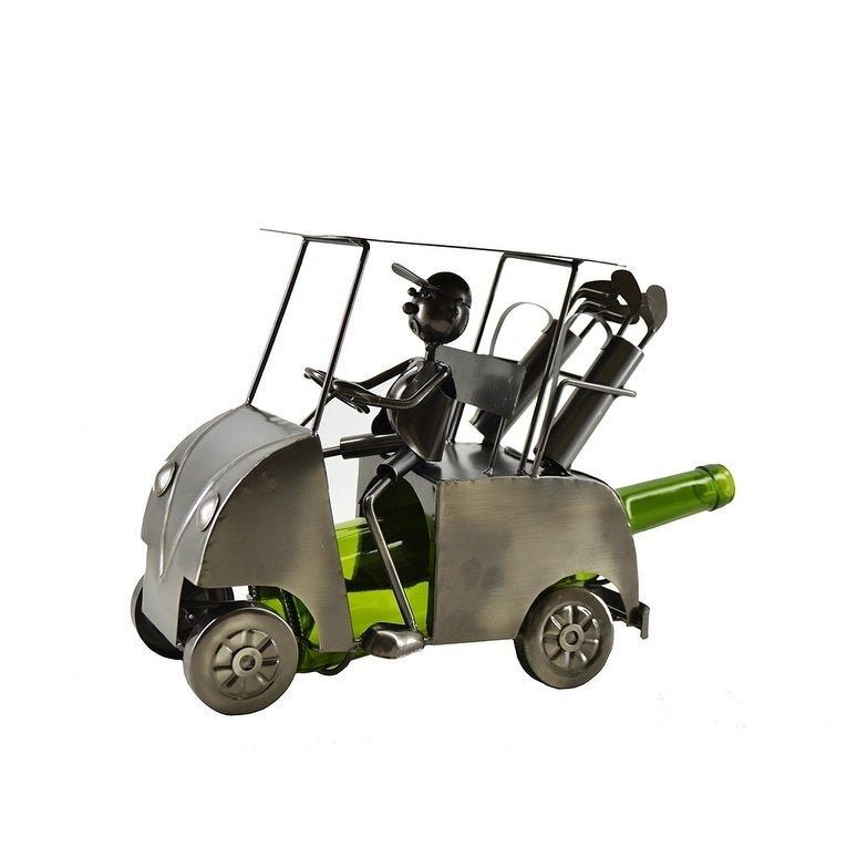 Wine bottle holder by Wine Bodies, Golf cart (China - Ass...