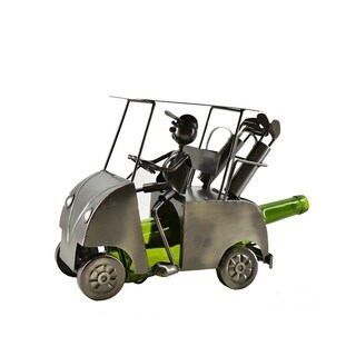 Wine bottle holder by Wine Bodies, Golf cart