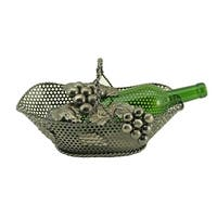 Wine bottle holder by Wine Bodies, Gift basket with handle