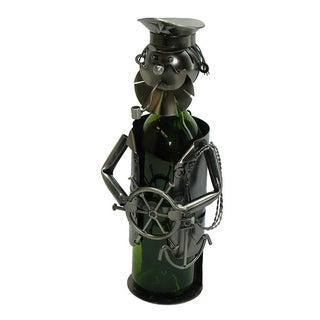 Wine bottle holder by Wine Bodies, Sailor / Sea Captain