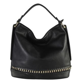 Rimen & Co. Multi Spaced Casual Hobo Large Purse Womens Handbag|https://ak1.ostkcdn.com/images/products/18177117/P24324286.jpg?impolicy=medium