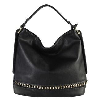 Rimen & Co. Multi Spaced Casual Hobo Large Purse Womens Handbag