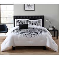 VCNY Home Tessa 4-piece Duvet Cover Set