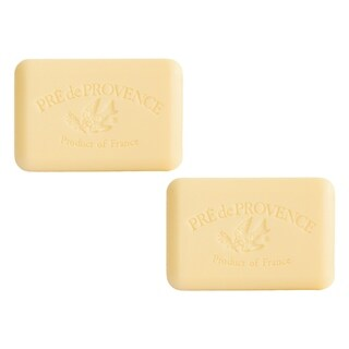 Pre de Provence Shea Butter Enriched Handmade Soap 250g (Set of 2)