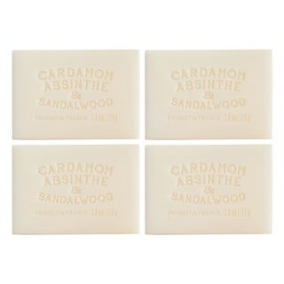 Pre de Provence Private Collection French Soap Bar 110g (Pack of 4)