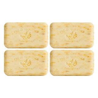 Pre de Provence Shea Butter Enriched Handmade Soap 150g (Set of 4)