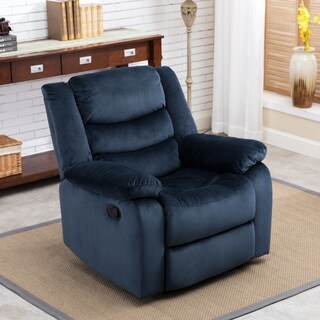 Roth Microfiber Recliner by Greyson Living