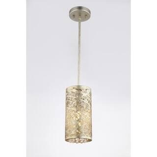 Bromi Design Royal Goldtone Crystal/Metal 1-light Pendant https://ak1.ostkcdn.com/images/products/18177869/P24324897.jpg?impolicy=medium