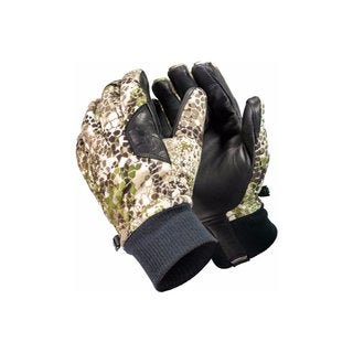 Badlands Men's Hybrid Gloves Approach Camo - Size Medium 21-35066