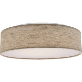 "Nuvo 14"" LED Decor Flush Mount"