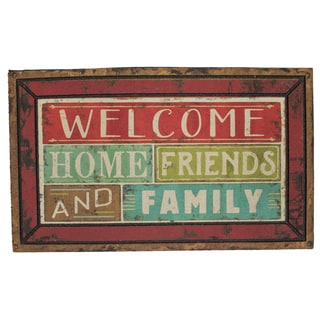 Mohawk Doorscapes Mat Family Shine Welcome Door Mat (1'6x2'6)