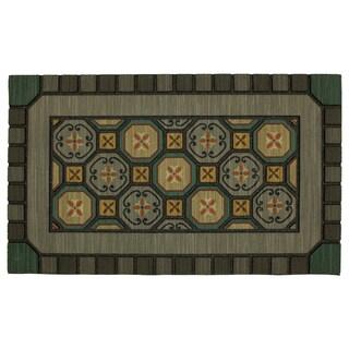 Mohawk Doorscapes Mat Mexicali Tiles Door Mat (1'6x2'6)