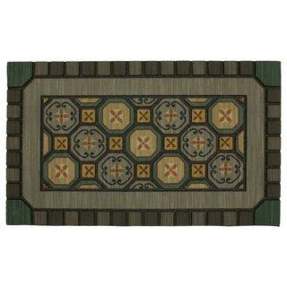 Mohawk Home Doorscapes Mat Mexicali Tiles Doormat (1'6 x 2'6)