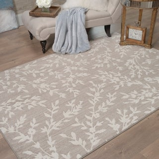 Shop Mohawk Home Floral Branches Area Rug 5 X8 5 X 8