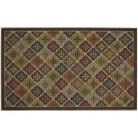 Mohawk Home Ornamental Entry Mat Arabian Impressions Doormat (1'6 x 2'6)
