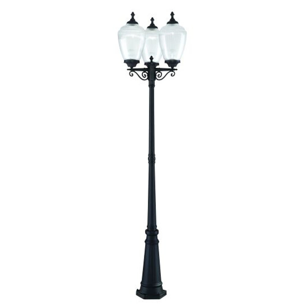 Acclaim Lighting Acorn Collection 3 Head Post Combination...