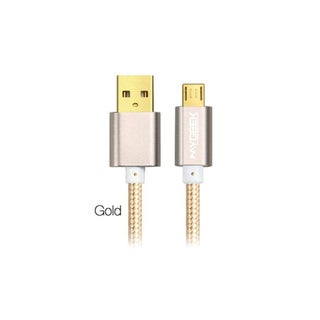 Samsung Andriod Cell Phone Charger 3 meters (Option: Gold)