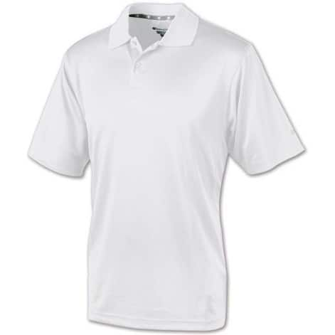 Champion Ultimate Double Dry Polo - White/large