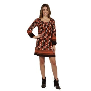 24/7 Comfort Apparel Milan Sweater Knit Dress|https://ak1.ostkcdn.com/images/products/18179270/P24326103.jpg?impolicy=medium