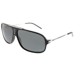 Carrera Aviator Cool/S CSA RA Unisex Black Palladium Frame Grey Polarized Lens Sunglasses