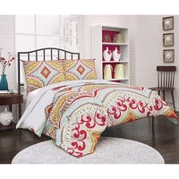 Boho Boutique Utopia Reversible Comforter Set - Multi