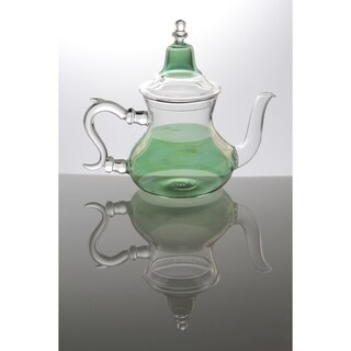 Glass Moroccan Tea Pot