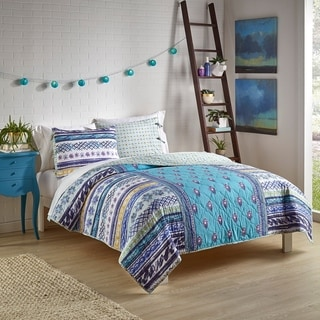 Boho Boutique Jewel Dream 3 piece Quilt Set