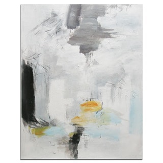 Multicolored Canvas Modern Abstract Oil Painting