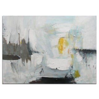 Beautiful Colors Modern Abstract Pattern Oil Painting Canvas Art
