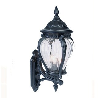Acclaim Lighting Nottingham Collection Wall-Mount 4-Light Outdoor Matte Black Light Fixture
