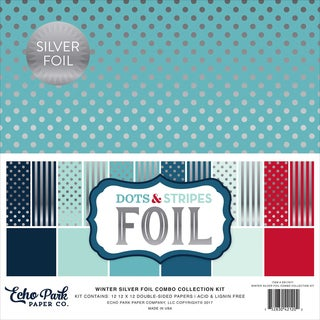 "Echo Park Double-Sided Collection Pack 12""X12"" 24/Pkg"