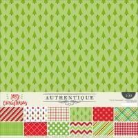 """Authentique Collection Kit 12""""X12"""""""