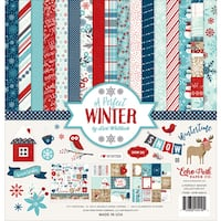 Echo Park A Perfect Winter Collection Kit 12x12