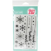 """Avery Elle Clear Stamp Set 4""""X6"""""""