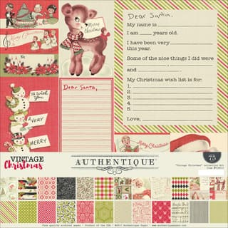 """Authentique Collection Kit 12""""X12""""