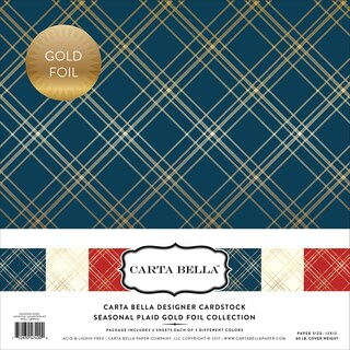 "Carta Bella Collection Kit 12""X12"" 6/Pkg"