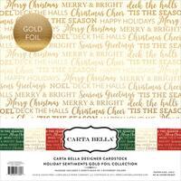 "Carta Bella Collection Kit 12""X12"" 6/Pkg"