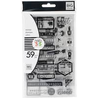 Create 365 Planner Clear Stamps