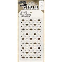"Tim Holtz Layered Stencil 4.125""X8.5"""