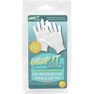 Grip Gloves For Free Motion Quilting