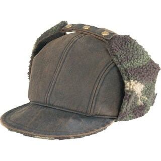 Henschel Packable Sherpa Lined Earflap Cap