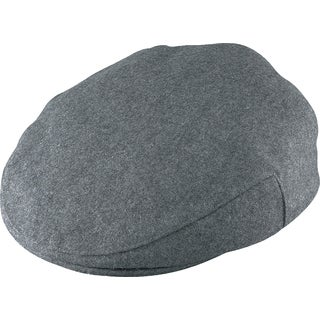 Henschel 5 Point Ivy Melton Wool Satin Lined Cap