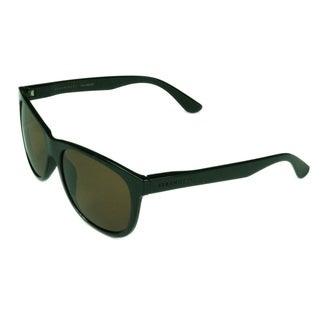 Serengeti Fashion Unisex Ostuni 8359 Shiny Black w/ Polarized Drivers Lens Sunglasses